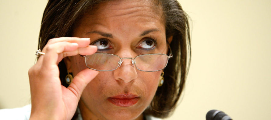 BOOM! Things Just Went From Bad To WORSE For Susan Rice – GOT Her!