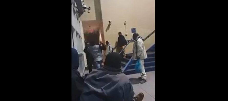 FIGHT VIDEO: Tough Guy Teen Starts CRYING After Getting Laid Out After Bullying Old Man