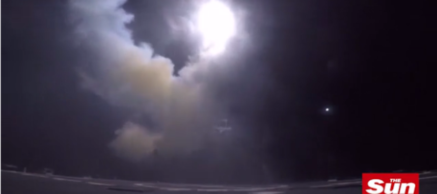 WAR DRUMS: Russia AND Iran Vow Response To American Air Strikes In Syria