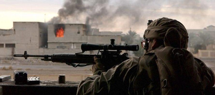 SNIPER Uses American Gun, TAKES OUT Islamic State Jihadist 1.5 Miles Away!