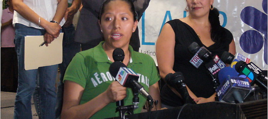 "Arrest Record Puts Face Of ""Dreamer's Movement"" On PRIORITY Deportation List!"