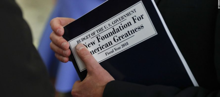 Trump Budget: You WORK For Your Food Stamps