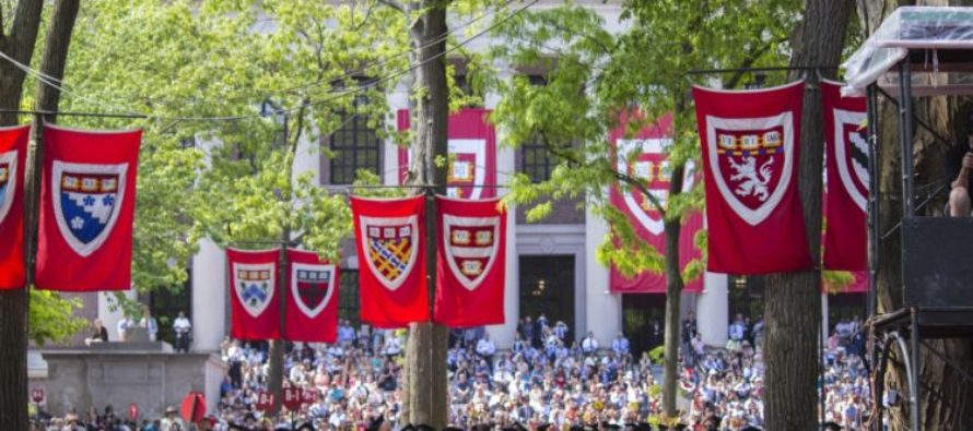 "SEGREGATION!? Harvard University To Have Graduation Ceremony For ""BLACKS ONLY"" – Also There's THIS…"
