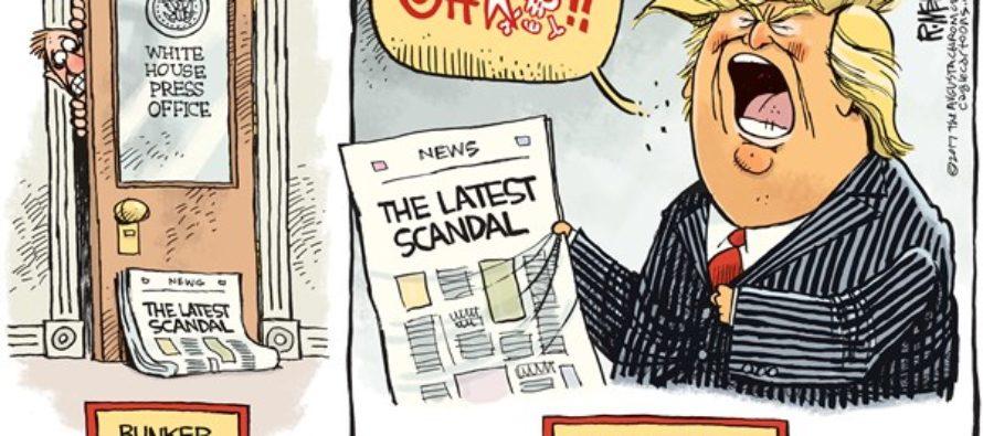 Bunker Mentality (Cartoon)