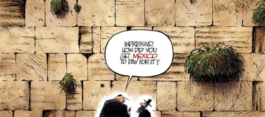 Western Wall (Cartoon)