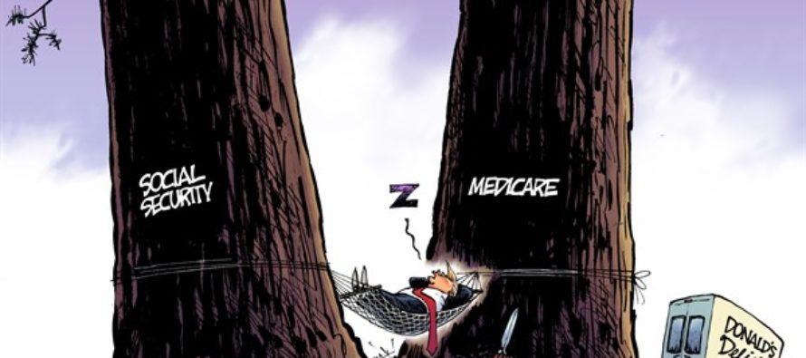 Deficit Trimming (Cartoon)