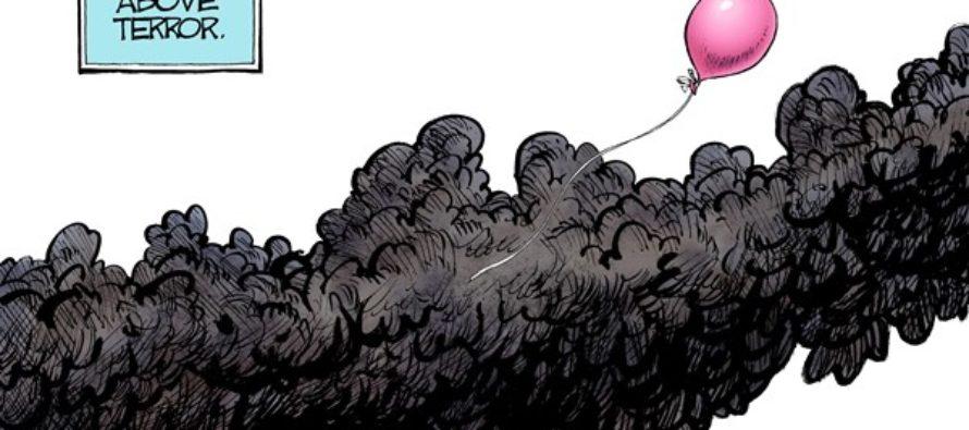Manchester Attack (Cartoon)