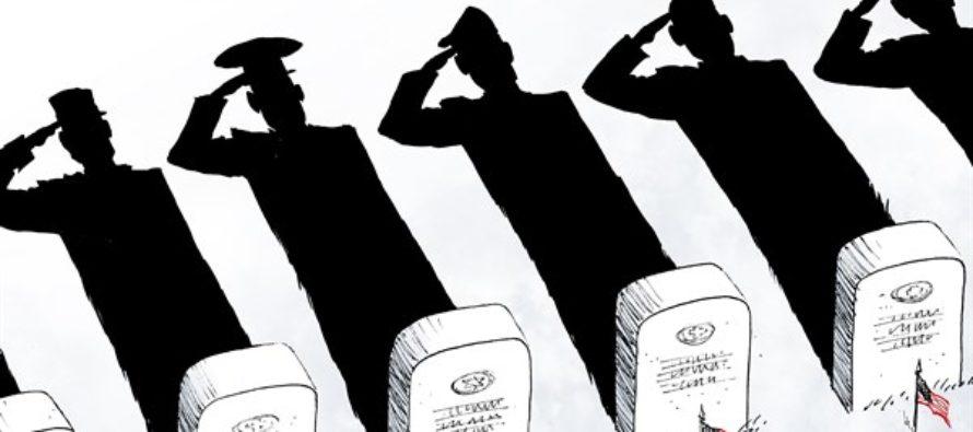 Memorial Day 2017 (Cartoon)