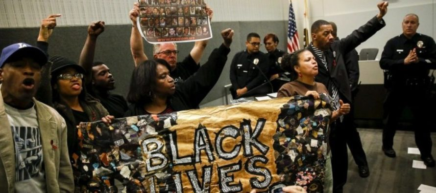 BLACKLIVESMATTER Preparing To RESIST During Trump Era – Switching Their Tactics