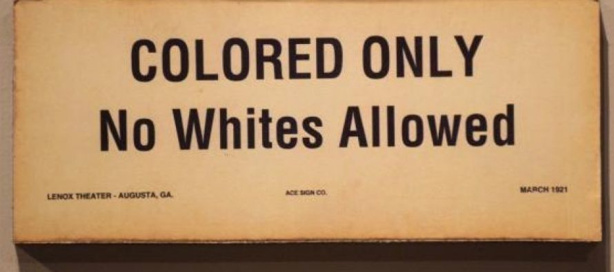 "American University Implements Reverse Segregation. Has ""Whites Not Allowed"" Areas"