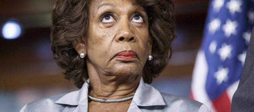 """MAXINE WATERS Speaks For You: """"American Public 'Getting Weary' That Trump Not Impeached Yet"""""""