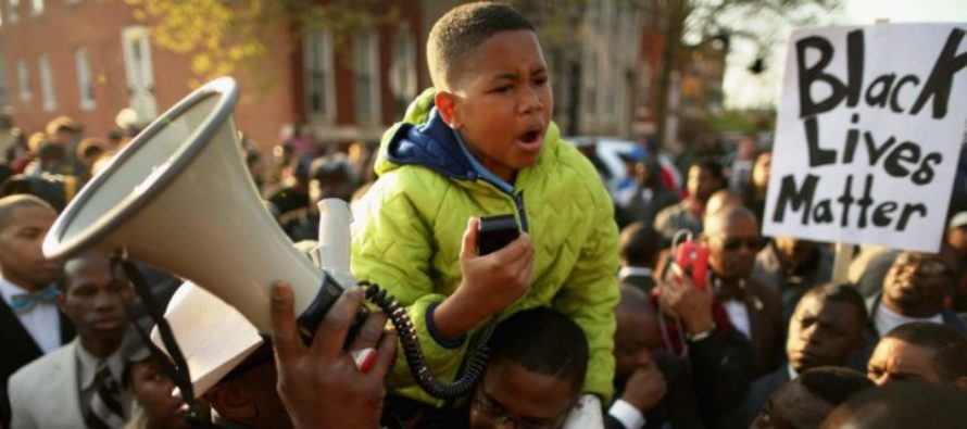 America Now Has 'Black Lives Matter Activist Camp' For 10 To 18 Year-Olds