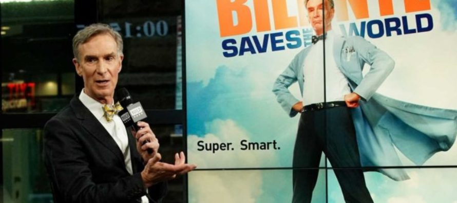 LOL! Bill Nye Gets NASTY Surprise from Group of Scientists