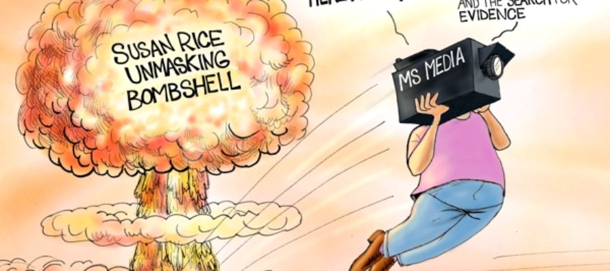 Mother of All Media Cover-ups (Cartoon)