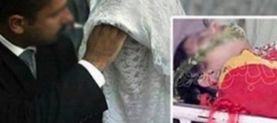 Groom Finds Something Under Bride's Dress, Kills Her