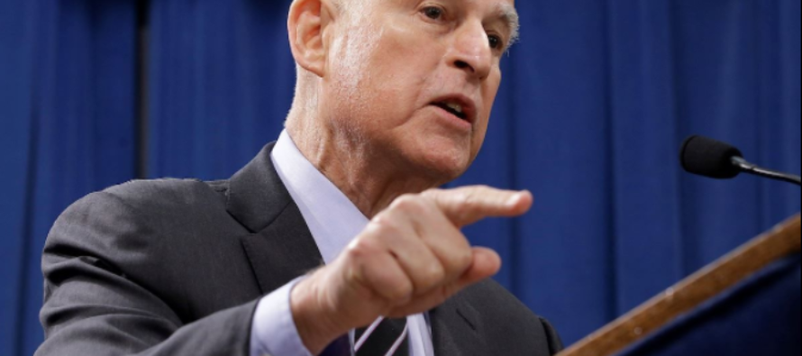 Jerry Brown LASHES OUT: 'California Taxpayers Are FREELOADERS!'