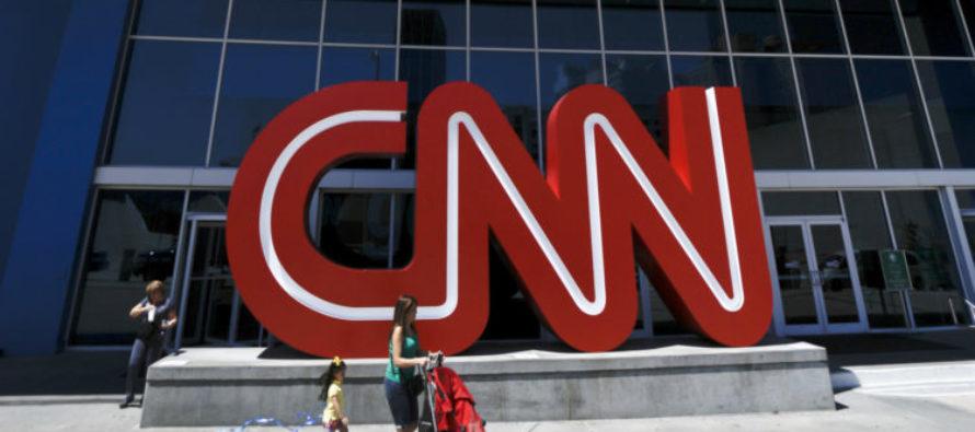 MAJOR Scandal Erupts at CNN… MEDIA SILENT! [VIDEO]
