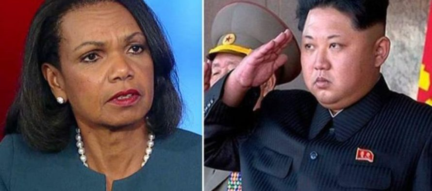 BOOM! Condoleeza Rice Makes BOMBSHELL Announcement About Trump