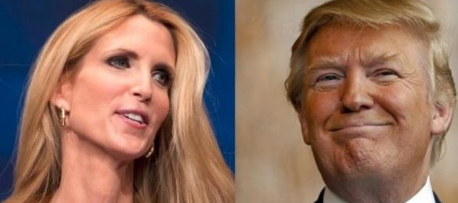WHOA: Ann Coulter Shocks Trump Supporters With MAJOR Announcement