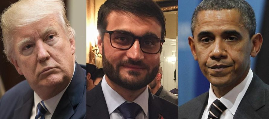 Afghan Ambassador Who Met Both Trump and Obama Reveals the Difference