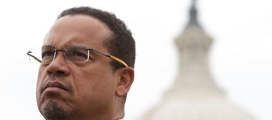 Keith Ellison attempts to slam 'cruel' healthcare system… instead rips Obamacare