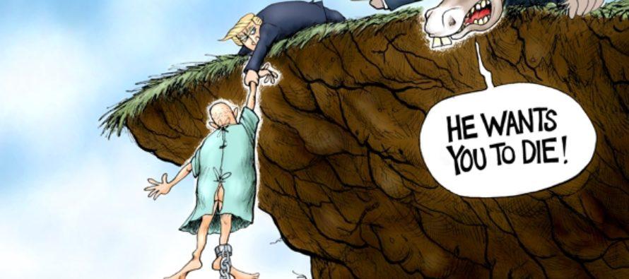 Healthcare On The Brink (Cartoon)