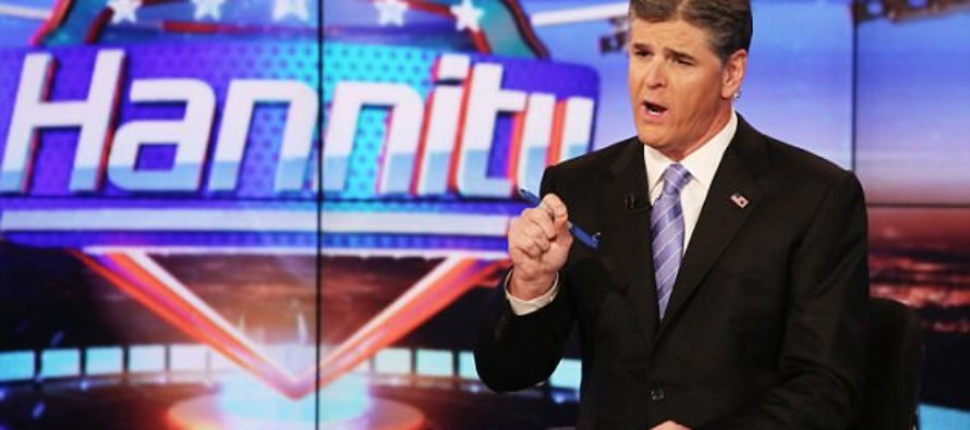 Sean Hannity Drops Bombshell on Twitter – Things Are About to Get Ugly