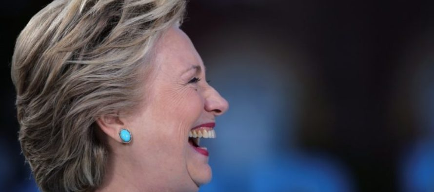 Hillary Clinton Emerges – Announces What She'll Be Doing Next