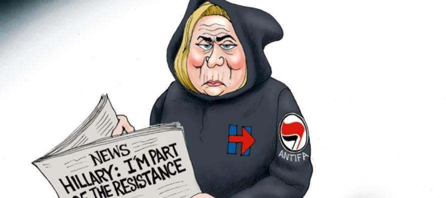 Resist She Much (Cartoon)