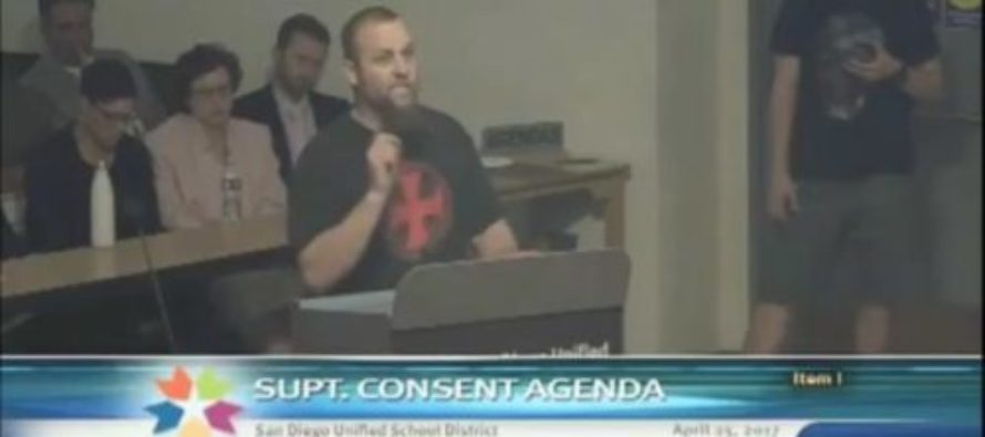 ENRAGED Father Calls Out School District For Teaching About Islam, But NOT Judaism Or Christianity! [VIDEO]