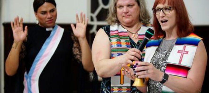 SHOCK: Communist Cuba Holds First Transgender Mass