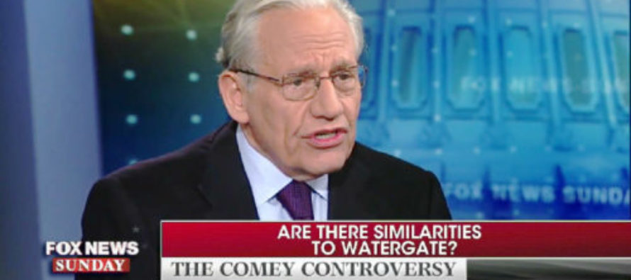 Bob Woodward: 'This Is Not Yet Watergate' [VIDEO]