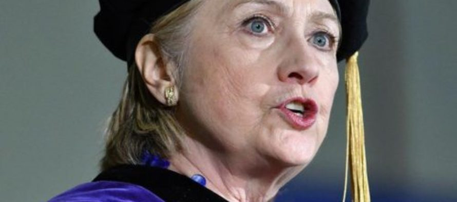 Hillary Clinton is 'Seething with Rage' Because She Lost the Election to a 'Dumb, Soulless Manipulator'