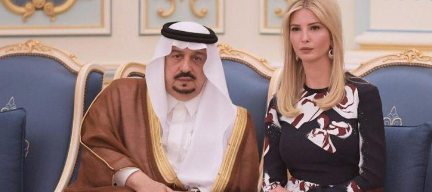 BREAKING: Saudi Arabia Just Gave Ivanka Trump an INCREDIBLE Gift!