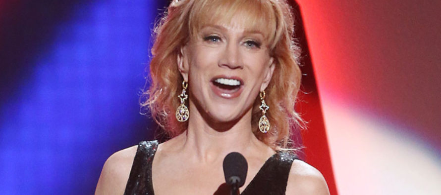 Kathy Griffin BEHEADS Trump in Vile Photoshoot [VIEW]