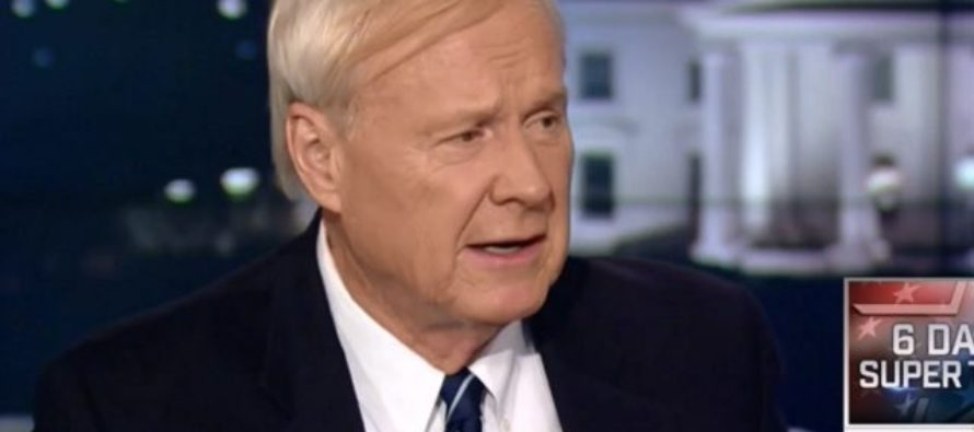 Chris Matthews Compares GOP WH Ceremony To North Korea – Need the Right Facial Expression Or You Get EXECUTED… [VIDEO]