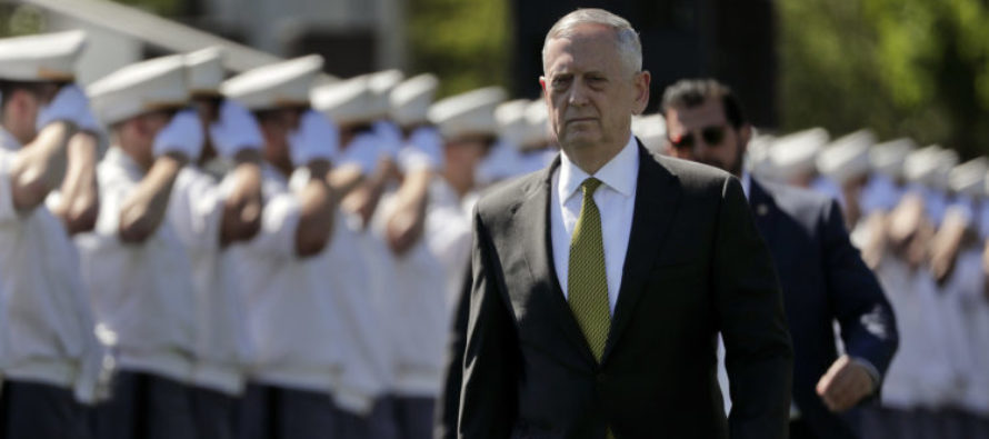 Read James Mattis' Remarkable Response When Asked What Keeps Him Awake at Night [VIDEO]