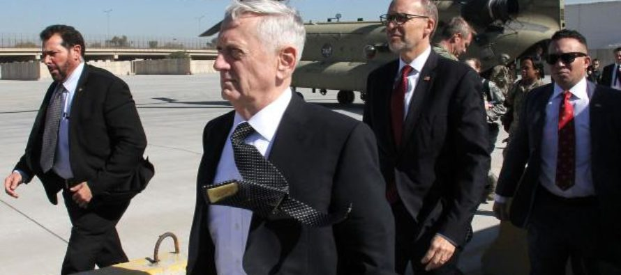Mattis Makes Personal Request To Trump On ISIS – 'It's Time'
