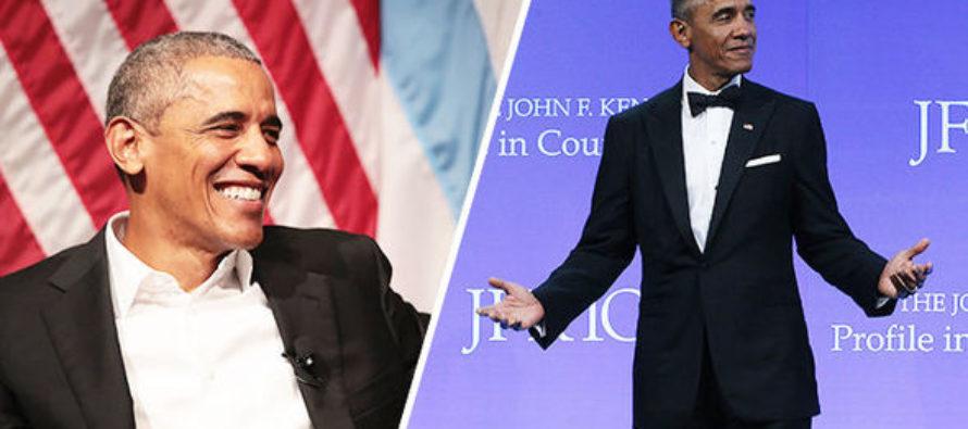 Hypocrite Obama to Pocket $3 MILLION for One Speech