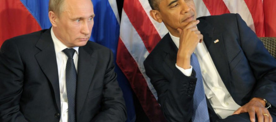 REVEALED: Obama's Secret Outreach to Russia