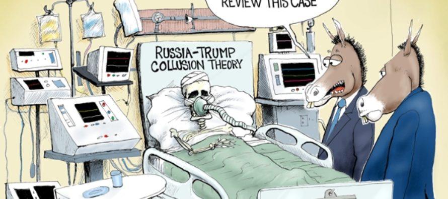 Keeping Hope Alive (Cartoon)