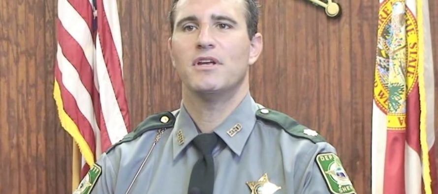 "Sheriff RIPS Into ""Moron"" Teenage Boys Who Terrorized Little Girl As A Prank [VIDEO]"