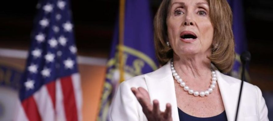Pelosi Prays For George W. Bush To Be President Again [WATCH]