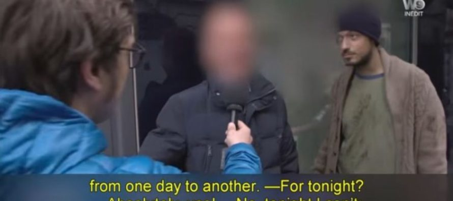 Watch What Happens When PRO-Migrant Liberal Is Asked To House A Refugee…