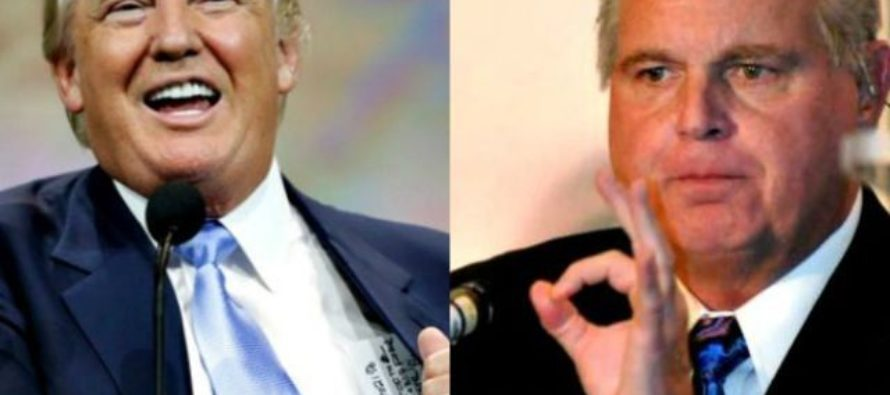 LIMBAUGH: Trump Is 'TROLLING' Democrat HATERS Into Literal Insanity! [LISTEN]