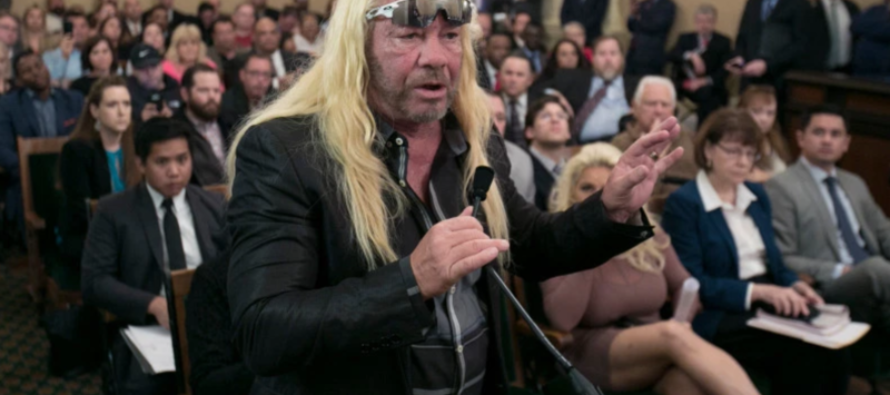 ALERT: Dog the Bounty Hunter Makes Chilling Announcement in California