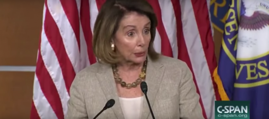 "Pelosi UPSET That Trump Started Visits In Saudi Arabia Because ""It's Not In Alphabetical Order"""