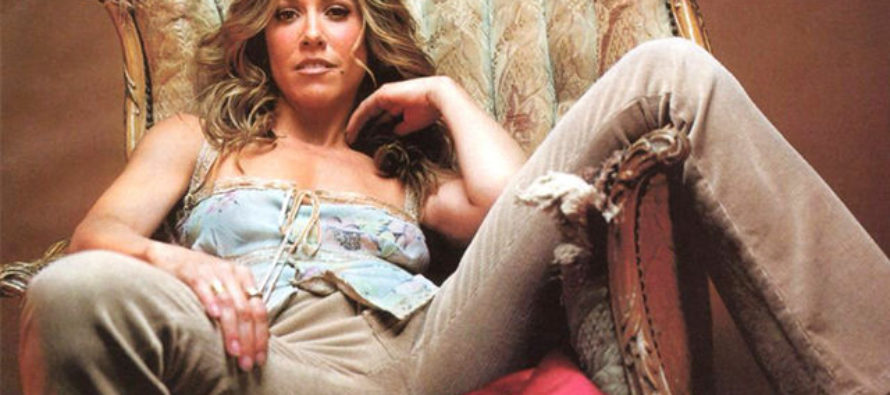 Sheryl Crow Beside Herself With FEARS Of Trump Apocalypse, Guess What She Does Now?