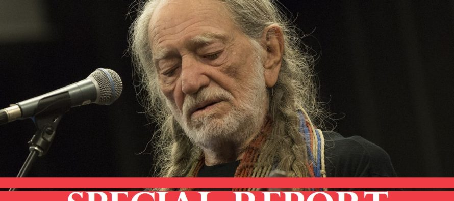After A Lifetime Of Hits At 84 Years Old Willie Nelson's DEATH Song Will Make Your Heart Melt
