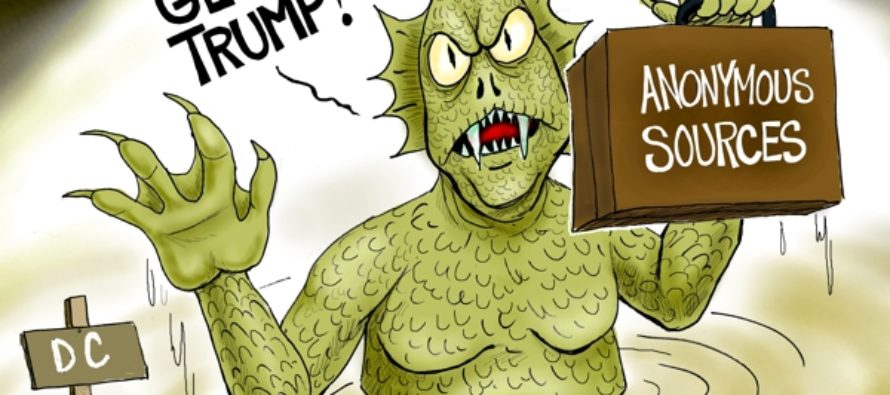 Swamp Creature (Cartoon)